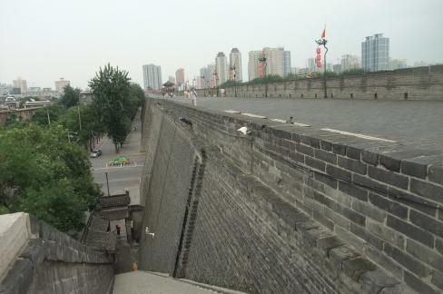 城壁西安2