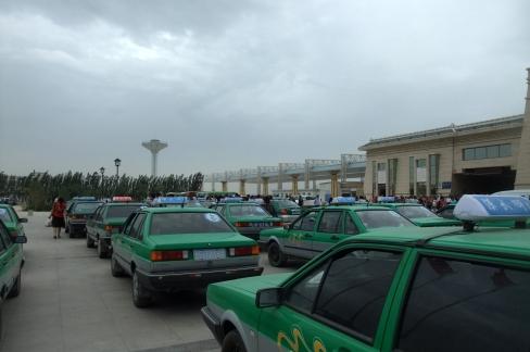 敦煌タクシー