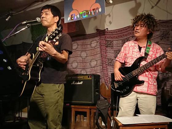 恵の素ヒデキ with リーチ山下