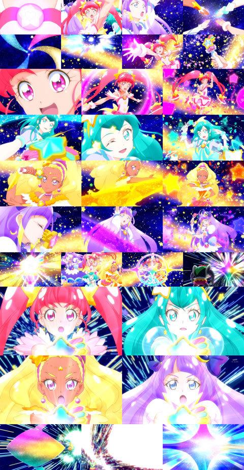【スター☆トゥインクルプリキュア】第11話「輝け☆サザンクロスの力!」16