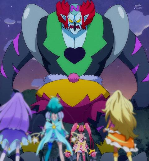 【スター☆トゥインクルプリキュア】第11話「輝け☆サザンクロスの力!」14