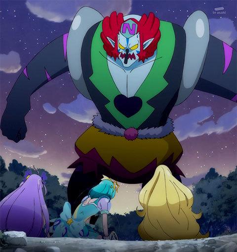 【スター☆トゥインクルプリキュア】第11話「輝け☆サザンクロスの力!」10