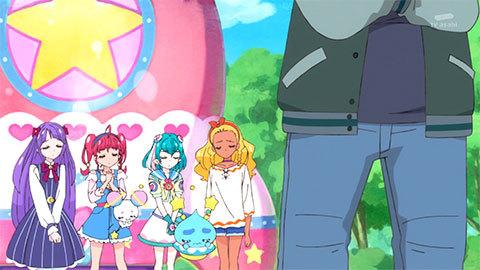 【スター☆トゥインクルプリキュア】第12話「さよならララ!?映画監督は宇宙人☆」18