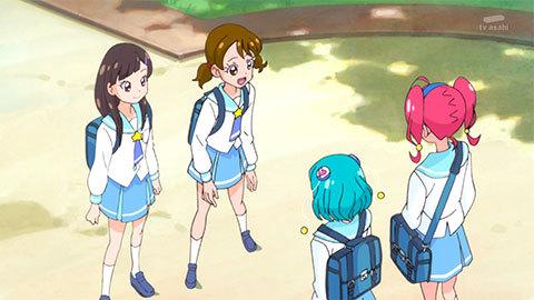 【スター☆トゥインクルプリキュア】第13話「ララのドキドキ初登校☆」19