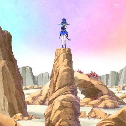 【スター☆トゥインクルプリキュア】第19話「虹の星へ☆ブルーキャットのヒミツ!」21
