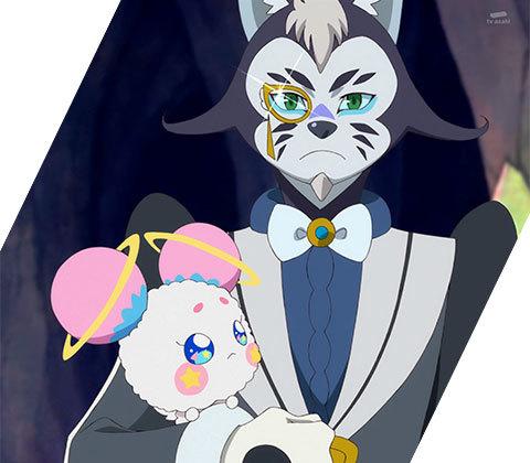 【スター☆トゥインクルプリキュア】第19話「虹の星へ☆ブルーキャットのヒミツ!」11