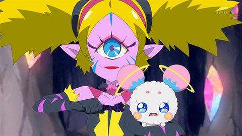 【スター☆トゥインクルプリキュア】第19話「虹の星へ☆ブルーキャットのヒミツ!」10
