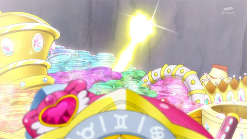 【スター☆トゥインクルプリキュア】第19話「虹の星へ☆ブルーキャットのヒミツ!」04