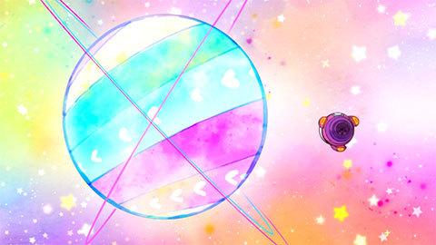 【スター☆トゥインクルプリキュア】第19話「虹の星へ☆ブルーキャットのヒミツ!」01