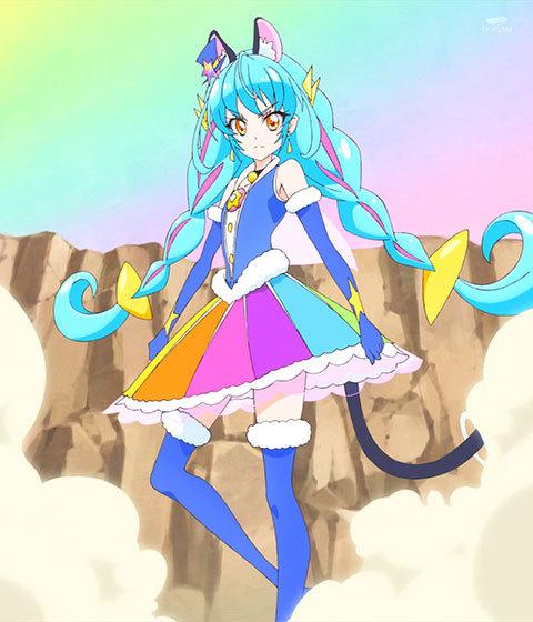 【スター☆トゥインクルプリキュア】第20話「銀河に光る☆キュアコスモ誕生!」18