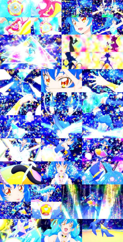 【スター☆トゥインクルプリキュア】第20話「銀河に光る☆キュアコスモ誕生!」16