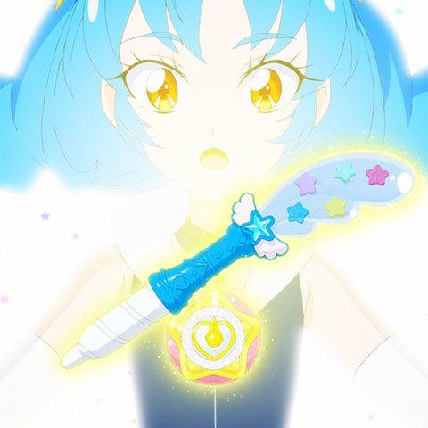 【スター☆トゥインクルプリキュア】第20話「銀河に光る☆キュアコスモ誕生!」15