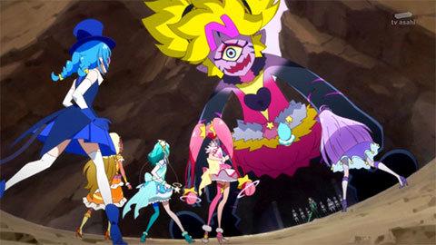 【スター☆トゥインクルプリキュア】第20話「銀河に光る☆キュアコスモ誕生!」09