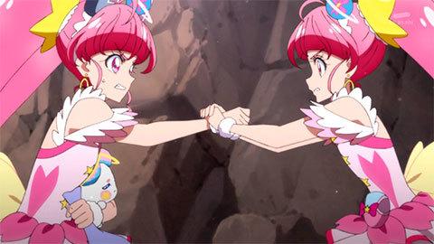 【スター☆トゥインクルプリキュア】第20話「銀河に光る☆キュアコスモ誕生!」05