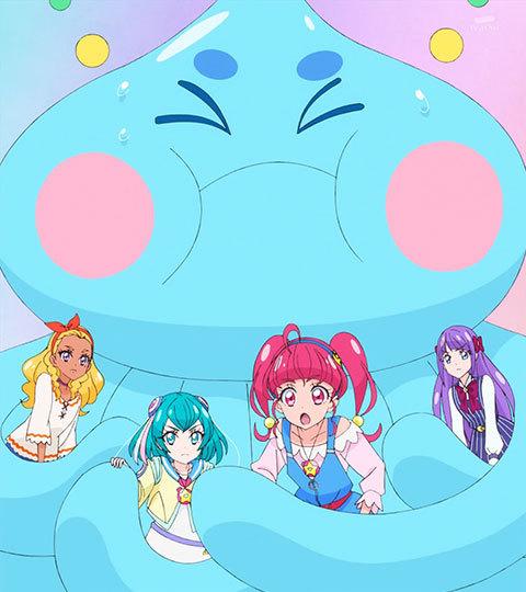 【スター☆トゥインクルプリキュア】第20話「銀河に光る☆キュアコスモ誕生!」03