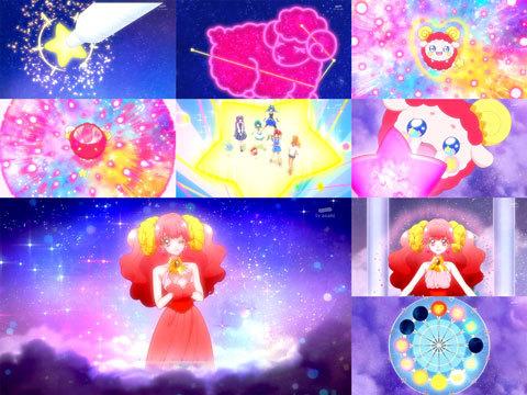 【スター☆トゥインクルプリキュア】第21話「虹色のスペクトル☆キュアコスモの力!」17