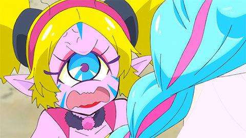【スター☆トゥインクルプリキュア】第21話「虹色のスペクトル☆キュアコスモの力!」16