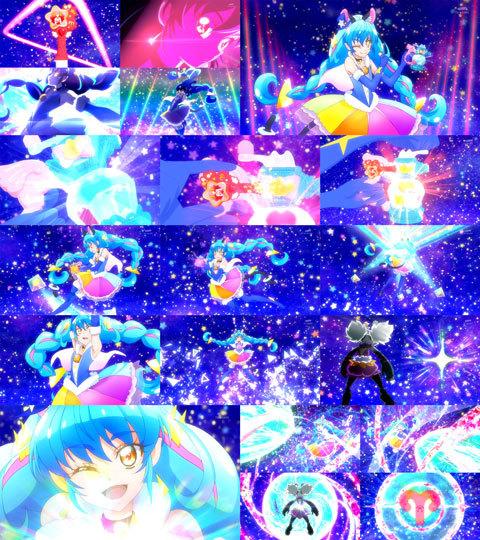 【スター☆トゥインクルプリキュア】第21話「虹色のスペクトル☆キュアコスモの力!」15