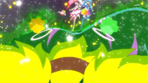 【スター☆トゥインクルプリキュア】第21話「虹色のスペクトル☆キュアコスモの力!」09