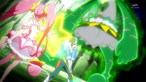 【スター☆トゥインクルプリキュア】第21話「虹色のスペクトル☆キュアコスモの力!」07