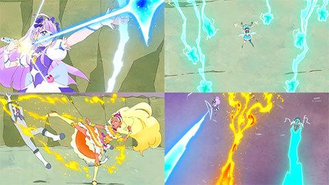 【スター☆トゥインクルプリキュア】第21話「虹色のスペクトル☆キュアコスモの力!」05