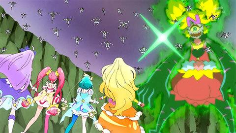 【スター☆トゥインクルプリキュア】第21話「虹色のスペクトル☆キュアコスモの力!」04