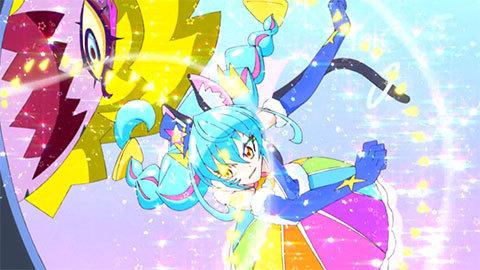 【スター☆トゥインクルプリキュア】第21話「虹色のスペクトル☆キュアコスモの力!」01