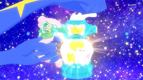 【スター☆トゥインクルプリキュア】第22話「おかえり、お父さん!星奈家の七夕☆」16