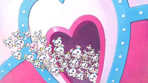 【スター☆トゥインクルプリキュア】第23話「フワがいっぱい!?フワ☆パニック」04