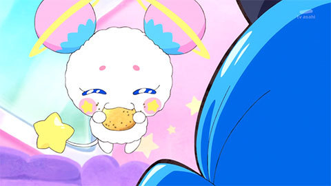【スター☆トゥインクルプリキュア】第23話「フワがいっぱい!?フワ☆パニック」02