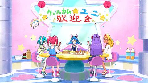【スター☆トゥインクルプリキュア】第23話「フワがいっぱい!?フワ☆パニック」01