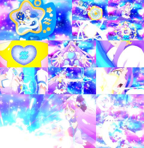 【スター☆トゥインクルプリキュア】第24話「ココロ溶かす!アイスノー星の演奏会☆」18