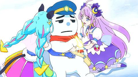 【スター☆トゥインクルプリキュア】第24話「ココロ溶かす!アイスノー星の演奏会☆」17