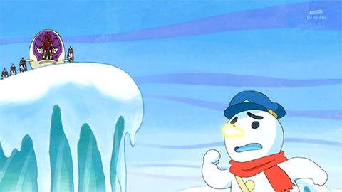 【スター☆トゥインクルプリキュア】第24話「ココロ溶かす!アイスノー星の演奏会☆」15
