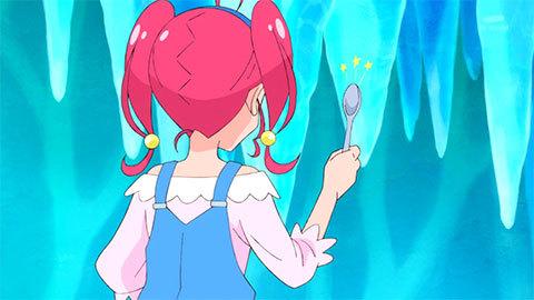 【スター☆トゥインクルプリキュア】第24話「ココロ溶かす!アイスノー星の演奏会☆」09
