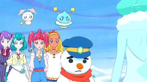 【スター☆トゥインクルプリキュア】第24話「ココロ溶かす!アイスノー星の演奏会☆」07
