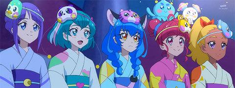 【スター☆トゥインクルプリキュア】第25話「満天の星まつり☆ユニの思い出」26