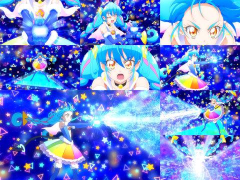 【スター☆トゥインクルプリキュア】第25話「満天の星まつり☆ユニの思い出」25