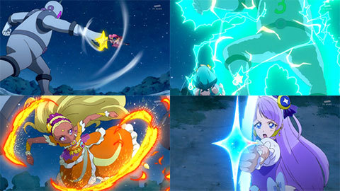 【スター☆トゥインクルプリキュア】第25話「満天の星まつり☆ユニの思い出」24