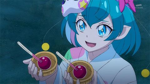 【スター☆トゥインクルプリキュア】第25話「満天の星まつり☆ユニの思い出」13