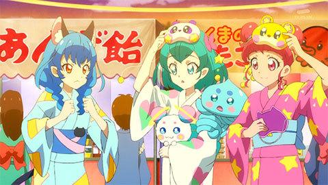【スター☆トゥインクルプリキュア】第25話「満天の星まつり☆ユニの思い出」09