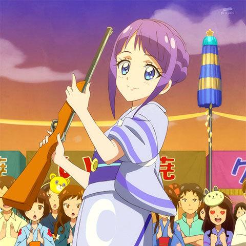 【スター☆トゥインクルプリキュア】第25話「満天の星まつり☆ユニの思い出」05