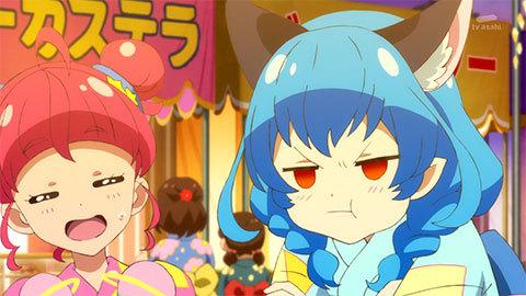 【スター☆トゥインクルプリキュア】第25話「満天の星まつり☆ユニの思い出」04