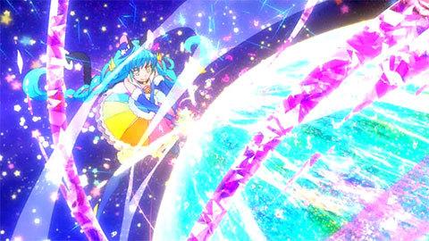 【スター☆トゥインクルプリキュア】第26話「ナゾの侵入者!?恐怖のパジャマパーティ☆」19