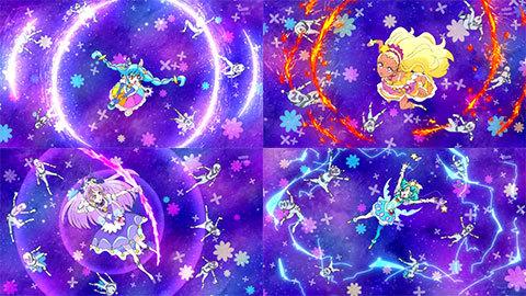 【スター☆トゥインクルプリキュア】第26話「ナゾの侵入者!?恐怖のパジャマパーティ☆」17