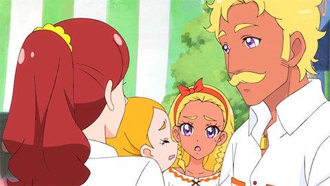 【スター☆トゥインクルプリキュア】第26話「ナゾの侵入者!?恐怖のパジャマパーティ☆」11