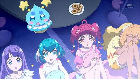【スター☆トゥインクルプリキュア】第26話「ナゾの侵入者!?恐怖のパジャマパーティ☆」07