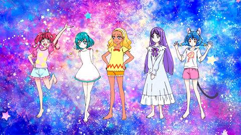 【スター☆トゥインクルプリキュア】第26話「ナゾの侵入者!?恐怖のパジャマパーティ☆」05