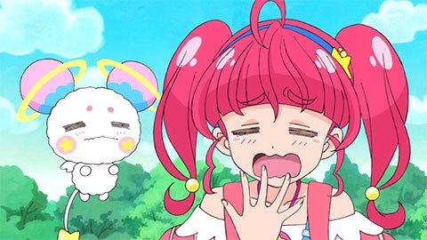 【スター☆トゥインクルプリキュア】第26話「ナゾの侵入者!?恐怖のパジャマパーティ☆」03