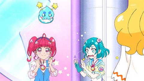 【スター☆トゥインクルプリキュア】第26話「ナゾの侵入者!?恐怖のパジャマパーティ☆」02